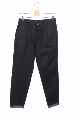 Мъжки дънки Jack & Jones, Размер S, Цвят Син, 93% памук, 6% полиестер, 1% еластан, Цена 25,35лв.