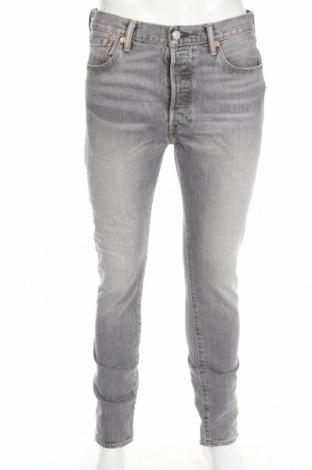 Męskie jeansy Levi's, Rozmiar L, Kolor Szary, 99% bawełna, 1% elastyna, Cena 126,00zł