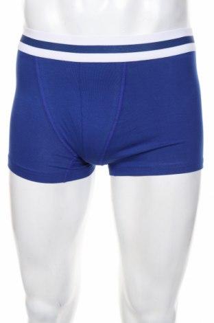 Pánsky komplet  Angelo Litrico, Veľkosť S, Farba Modrá, 95% bavlna, 5% elastan, Cena  8,66€