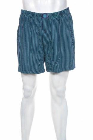 Мъжки комплект Angelo Litrico, Размер XXL, Цвят Син, Памук, Цена 17,40лв.