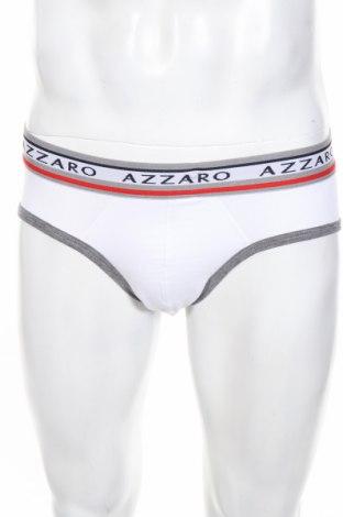 Мъжки комплект Azzaro, Размер M, Цвят Сив, 96% памук, 4% еластан, Цена 72,00лв.