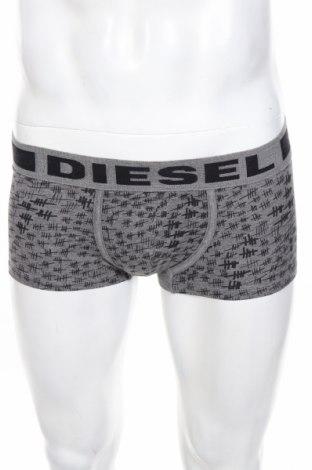 Мъжки комплект Diesel, Размер XS, Цвят Сив, 95% памук, 5% еластан, Цена 49,68лв.