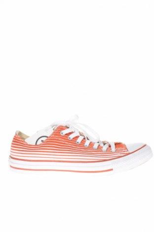 Мъжки обувки Converse, Размер 42, Цвят Оранжев, Текстил, Цена 115,90лв.