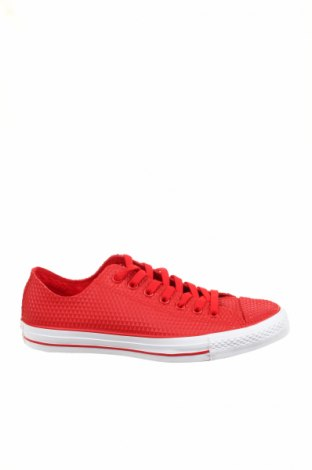 Ανδρικά παπούτσια Converse, Μέγεθος 42, Χρώμα Κόκκινο, Δερματίνη, Τιμή 38,40€