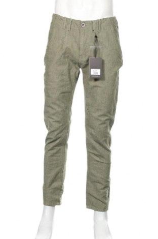 Мъжки панталон Boxeur Des Rues, Размер L, Цвят Зелен, 100% памук, Цена 22,12лв.