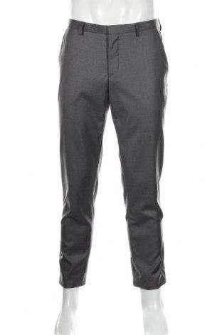 Мъжки панталон J.Lindeberg, Размер M, Цвят Сив, Вълна, Цена 24,99лв.