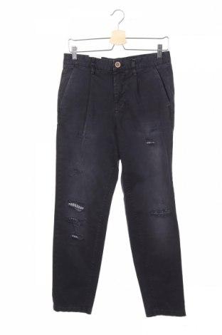 Мъжки панталон Jack & Jones, Размер S, Цвят Син, 97% памук, 3% еластан, Цена 26,65лв.