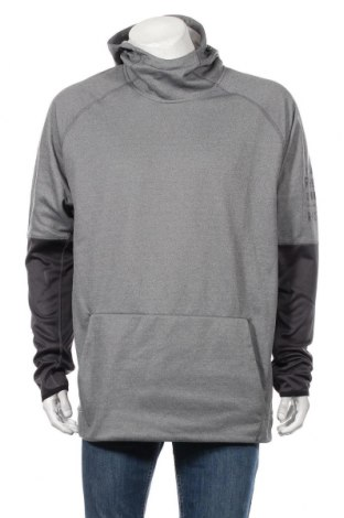 Męska bluza Reebok, Rozmiar XL, Kolor Szary, Poliester, Cena 59,85zł