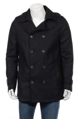 Pánský kabát  Peter Jackson, Rozměr XL, Barva Modrá, Cena  2624,00Kč