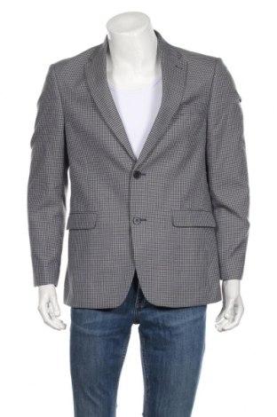 Pánske sako  Tommy Hilfiger, Veľkosť M, Farba Sivá, 65% polyester, 35% viskóza, Cena  34,48€