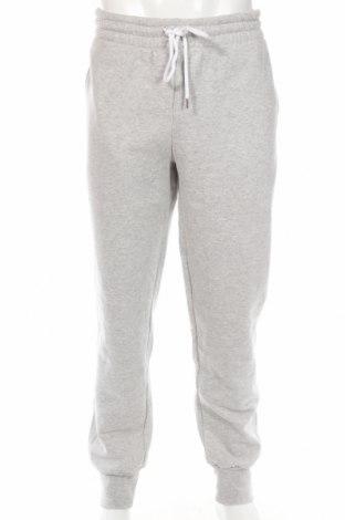 Ανδρικό αθλητικό παντελόνι, Μέγεθος XXL, Χρώμα Γκρί, 80% βαμβάκι, 20% πολυεστέρας, Τιμή 17,83€