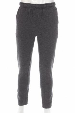Ανδρικό αθλητικό παντελόνι Fila, Μέγεθος S, Χρώμα Γκρί, 55% βαμβάκι, 45% πολυεστέρας, Τιμή 18,46€