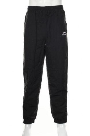 Ανδρικό αθλητικό παντελόνι Slazenger, Μέγεθος S, Χρώμα Μαύρο, Πολυεστέρας, Τιμή 20,36€