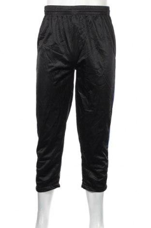 Ανδρικό αθλητικό παντελόνι Tex, Μέγεθος S, Χρώμα Μαύρο, Πολυεστέρας, Τιμή 14,00€