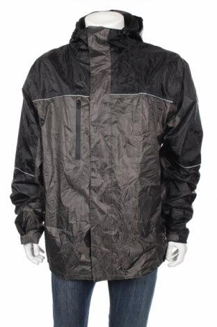Мъжко спортно яке, Размер XXL, Цвят Зелен, Цена 45,36лв.