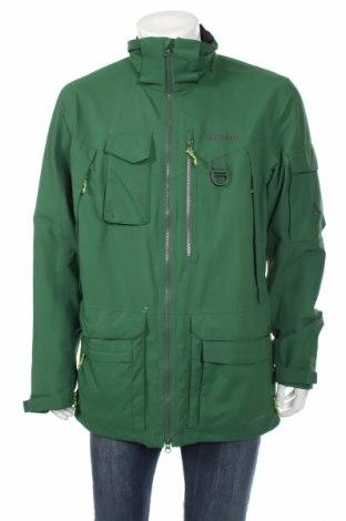 Мъжко спортно яке Schoffel, Размер L, Цвят Зелен, Цена 84,11лв.