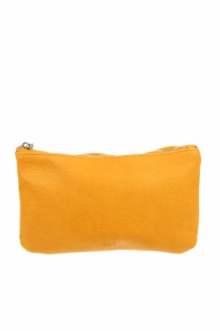 Несесер DDP, Цвят Жълт, Еко кожа, Цена 23,80лв.