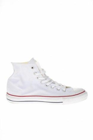 Обувки Converse All Star, Размер 42, Цвят Бял, Текстил, Цена 119,70лв.