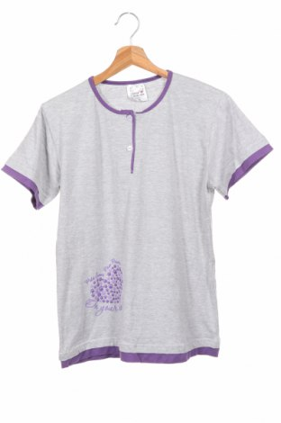Пижама, Размер 15-18y/ 170-176 см, Цвят Сив, Памук, Цена 9,45лв.
