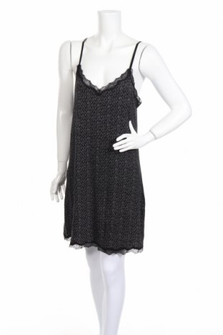 Пижама Etam, Размер XL, Цвят Черен, 95% вискоза, 5% еластан, Цена 24,50лв.