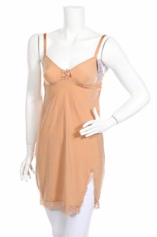 Пижама Huit 8, Размер M, Цвят Бежов, 80% полиамид, 20% еластан, Цена 20,70лв.