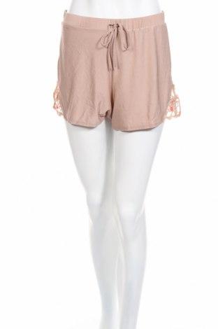 Пижама Huit 8, Размер M, Цвят Бежов, 76% полиамид, 18% еластан, 6% полиестер, Цена 14,40лв.