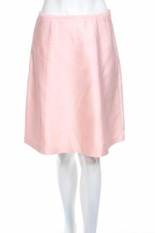 Пола Ann Taylor, Размер XS, Цвят Розов, Коприна, Цена 60,34лв.
