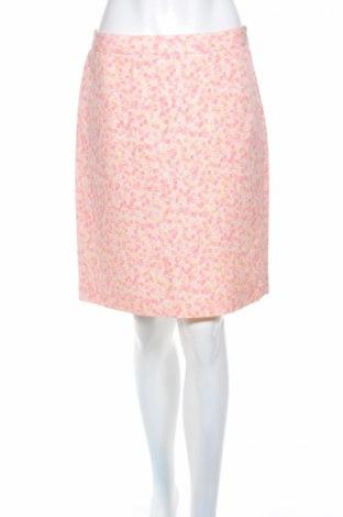 Пола Ann Taylor, Размер M, Цвят Розов, 58% коприна, 42% лен, Цена 49,90лв.