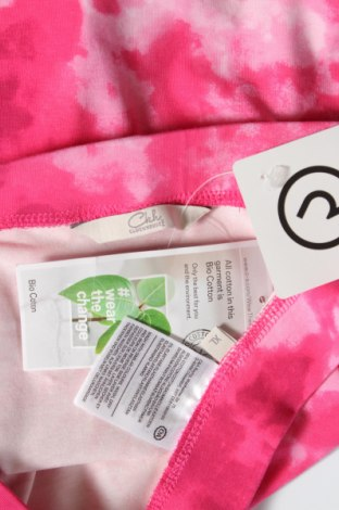 Пола Clockhouse, Размер XL, Цвят Розов, 95% памук, 5% еластан, Цена 28,62лв.