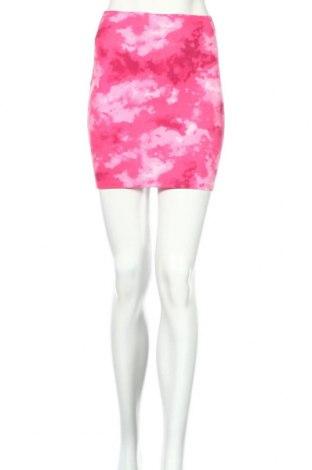 Пола Clockhouse, Размер S, Цвят Розов, 95% памук, 5% еластан, Цена 28,62лв.