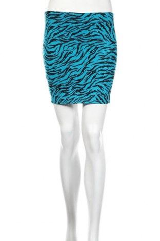 Φούστα Clockhouse, Μέγεθος XS, Χρώμα Μπλέ, 95% βαμβάκι, 5% ελαστάνη, Τιμή 4,82€
