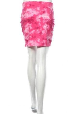 Пола Clockhouse, Размер L, Цвят Розов, 95% памук, 5% еластан, Цена 9,36лв.