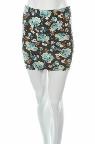 Φούστα Pull&Bear, Μέγεθος S, Χρώμα Πολύχρωμο, 97% βαμβάκι, 3% ελαστάνη, Τιμή 3,74€