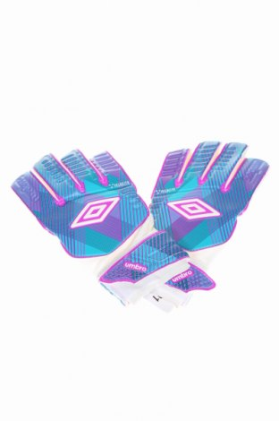 Mănuși pentru fotbal Umbro, Culoare Multicolor, Poliester, poliamidă, poliuretan, alte materiale, Preț 77,37 Lei