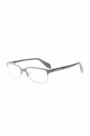 Рамки за очила Alexander Mcqueen, Цвят Черен, Цена 226,17лв.