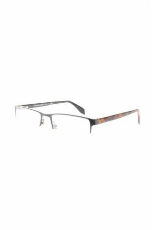 Рамки за очила Alexander Mcqueen, Цвят Черен, Цена 144,27лв.