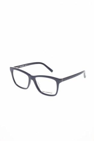 Σκελετοί γυαλιών  Karl Lagerfeld, Χρώμα Μπλέ, Τιμή 59,59€