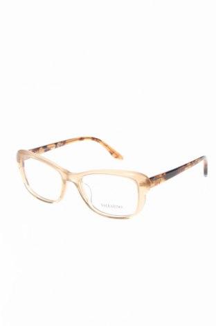 Ramе de ochelari Valentino, Culoare Bej, Preț 535,27 Lei