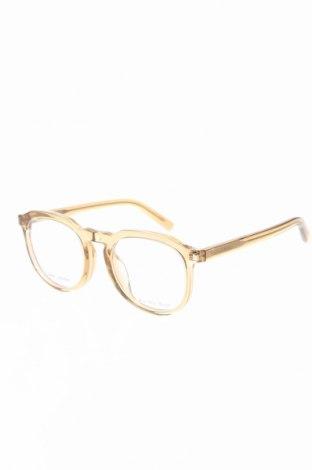 Ramе de ochelari Yves Saint Laurent, Culoare Bej, Preț 614,21 Lei
