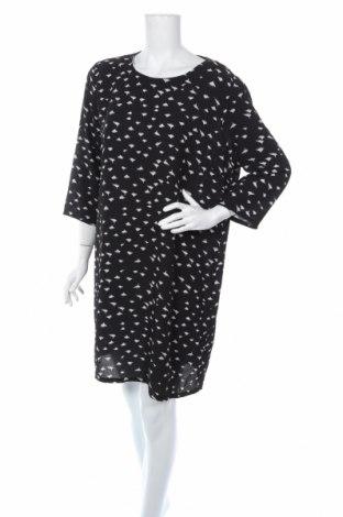 Рокля Atmos & Here, Размер XL, Цвят Черен, Полиестер, Цена 19,69лв.