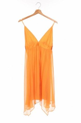 Φόρεμα Banana Republic, Μέγεθος XS, Χρώμα Πορτοκαλί, Μετάξι, Τιμή 95,92€