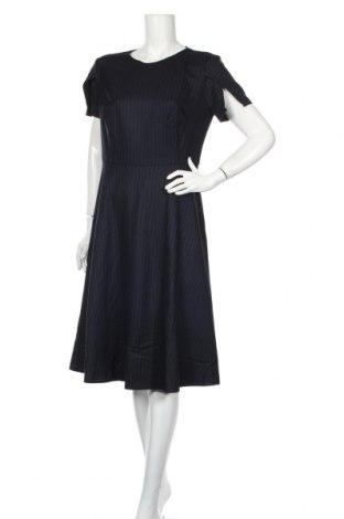 Φόρεμα Bgn Workshop, Μέγεθος L, Χρώμα Μπλέ, 55% πολυεστέρας, 42% βισκόζη, 3% ελαστάνη, Τιμή 23,01€