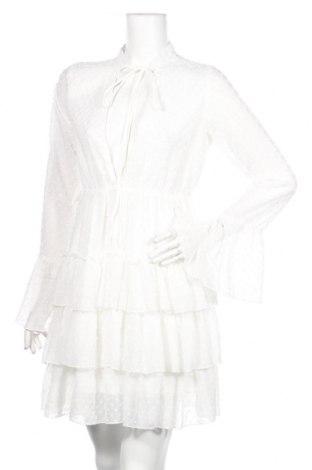 Šaty  Boohoo, Rozměr L, Barva Bílá, Polyester, Cena  494,00Kč