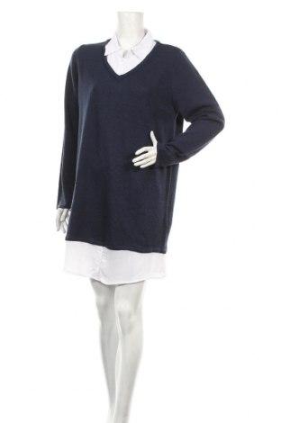 Рокля Bpc Bonprix Collection, Размер L, Цвят Син, 100% полиакрил, Цена 28,80лв.