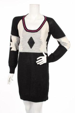 Φόρεμα Chacok, Μέγεθος M, Χρώμα Μαύρο, 50% μαλλί από αλπακά, 45%ακρυλικό, 5% μαλλί, Τιμή 56,61€