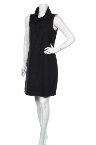 Sukienka Esprit, Rozmiar L, Kolor Czarny, 49% bawełna, 31% poliester, 17% wiskoza, 3% elastyna, Cena 72,00zł