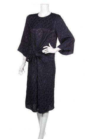 Šaty  H&M, Rozměr S, Barva Modrá, Viskóza, Cena  542,00Kč