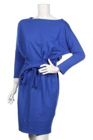 Sukienka Makadamia, Rozmiar S, Kolor Niebieski, 72% bawełna, 20% poliester, 8% elastyna, Cena 111,60zł