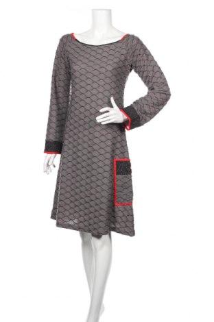Šaty  Margot, Rozměr L, Barva Šedá, Cena  424,00Kč