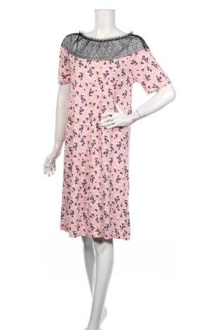 Φόρεμα Rainbow, Μέγεθος L, Χρώμα Πολύχρωμο, Βισκόζη, Τιμή 15,54€